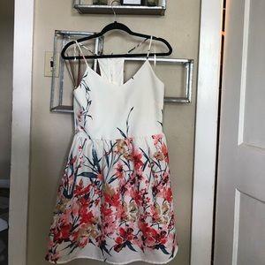 BRAND NEW floral summer dress.